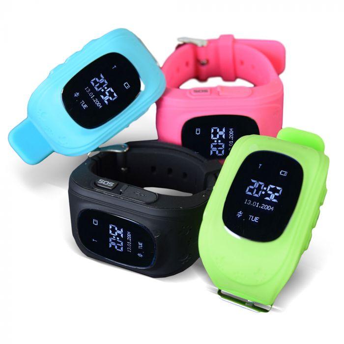 Montre Tracker GPS pour enfant