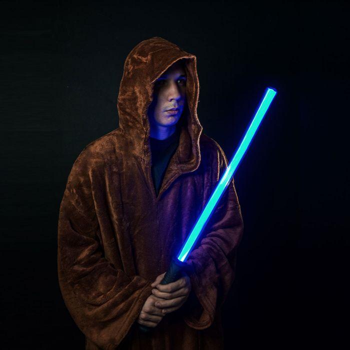 Sabre laser Jedi avec son