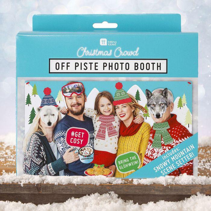 Kit-Photo Off Piste pour Noël