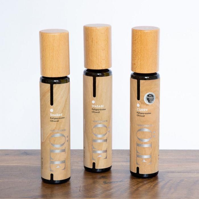 Huile d'olive Öle