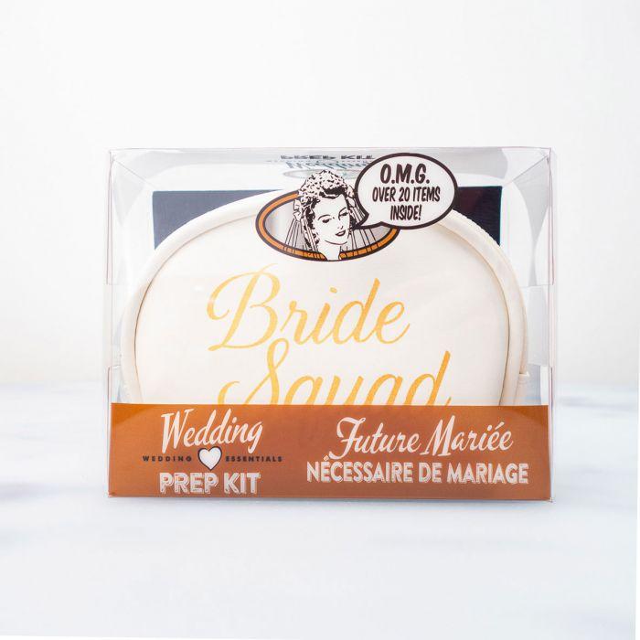 Kit d'urgence pour futures mariées