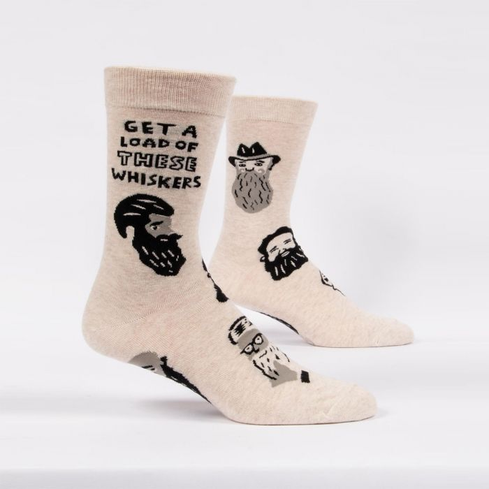 Chaussettes - Get A Load Of These Whiskers