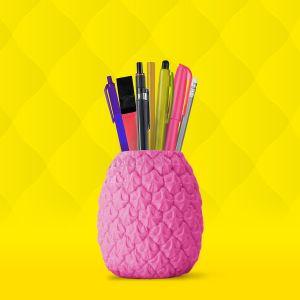 Pot à crayon Ananas