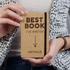 Carnet en liège Personnalisable - Best Book