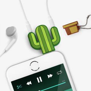 Splitter audio Cactus
