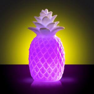 Lumière colorée Ananas