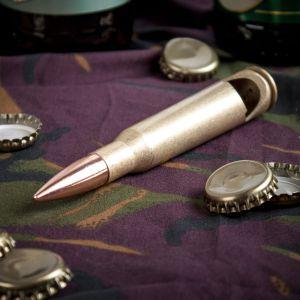 Le décapsuleur cartouche calibre 50