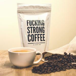 F*cking Strong Coffee : Café très fort