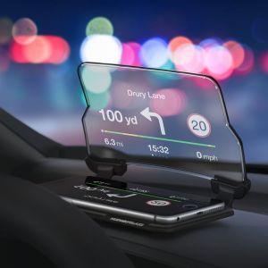 Hudway Glass Affichage tête haute pour smartphones