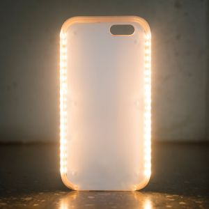 Coque lumineuse Powerbank iPhone 6/6S/7