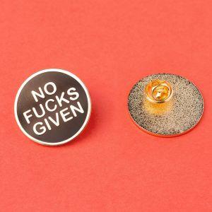 Pin's No Fucks Given