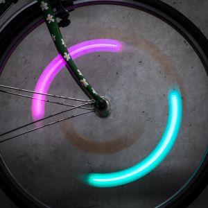 Lumières de Vélo SpokeLit