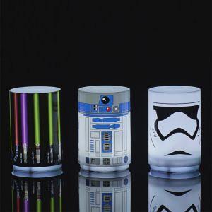 Mini-lampes Star Wars