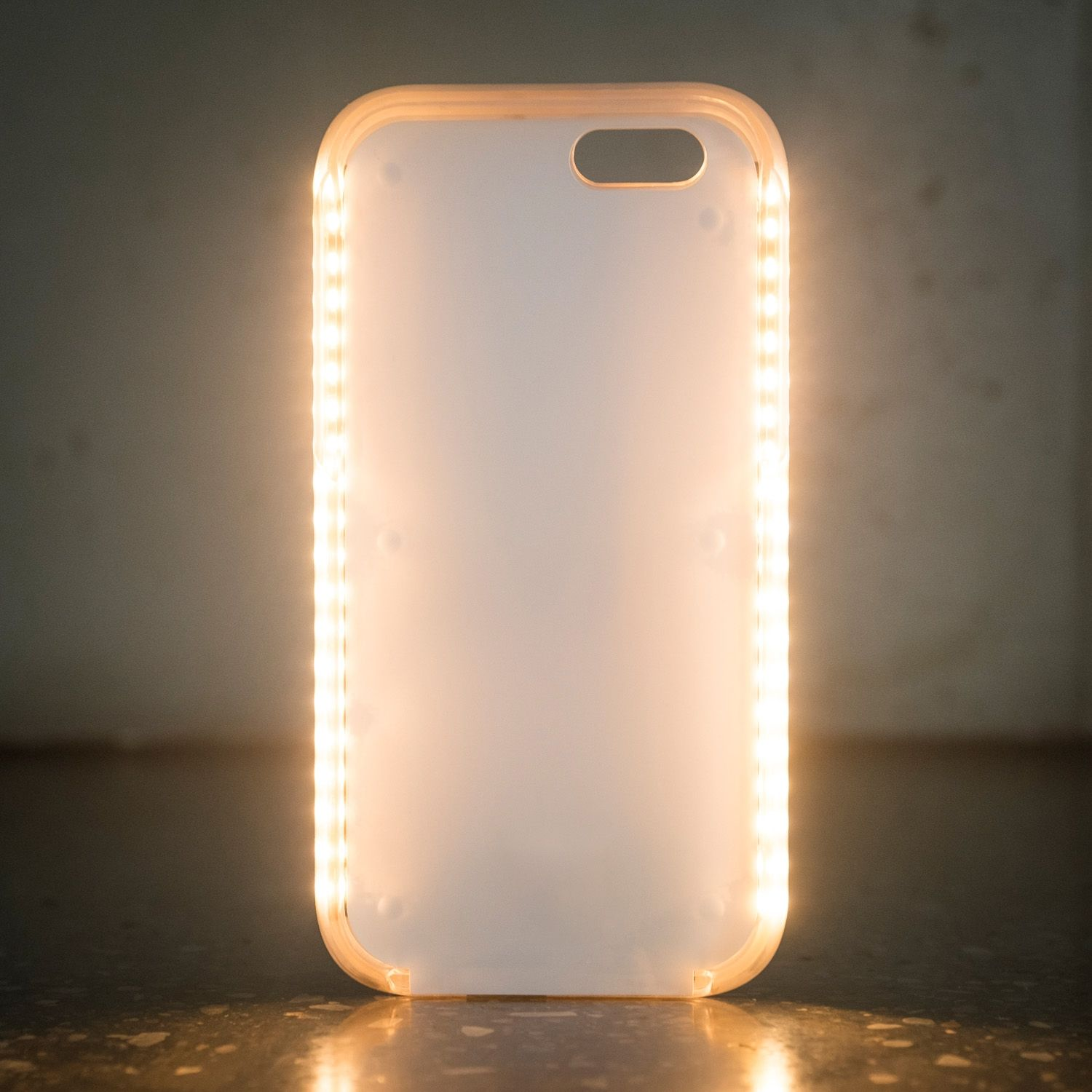 coque lumiere iphone 6