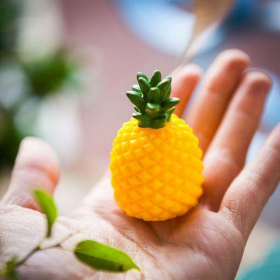 Vêtements & Accessoires - Baume à lèvres Ananas