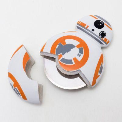 Idées cadeaux pour mettre dans le calendrier de l'avent - Roulette à Pizza Star Wars BB-8