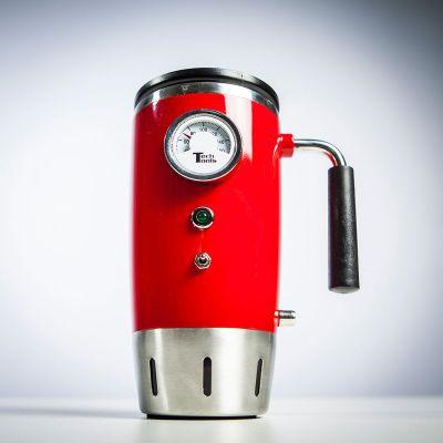 Cadeau 50 ans - Thermos rétro qui affiche la température