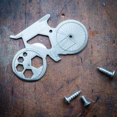 Cadeaux de Noël pour Papa - Multi-outils 13 en 1 - Vélo
