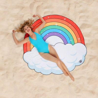 Outdoor - Serviette de plage Arc-en-ciel