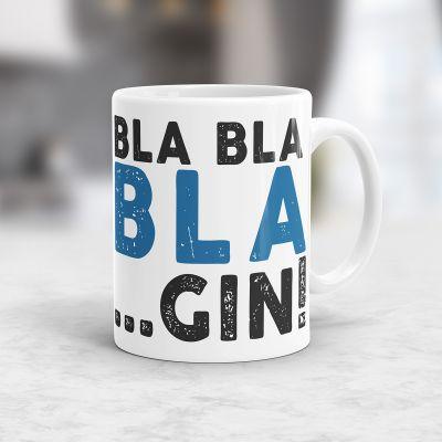 Cadeau personnalisé - Tasse Personnalisable Bla Bla