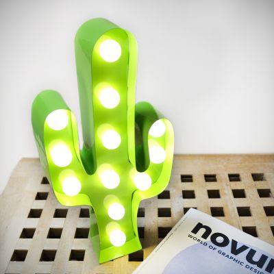 Éclairage - Lampe LED Cactus
