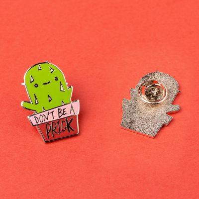 Vêtements & Accessoires - Pin's Cactus
