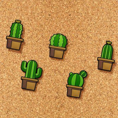 Idées cadeaux pour mettre dans le calendrier de l'avent - Punaises Cactus