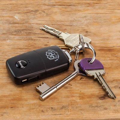 Cadeau de Noël pour homme - Chargeur Smartphone façon clé de voiture