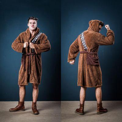 L'univers Star Wars - Peignoir Star Wars - Chewbacca
