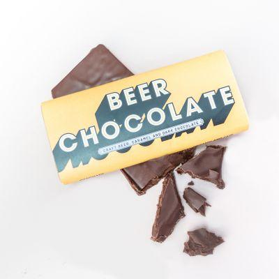 Cadeau d'adieu - Chocolat Bière