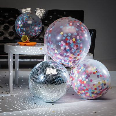 Gadgets pour festivals - Ballons Géants avec Confettis