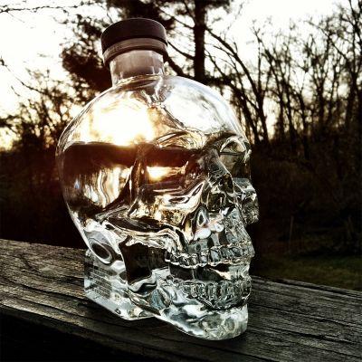 Cadeau d'Halloween - Crystal Head Wodka