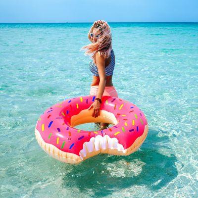 Gadgets d'été - La Bouée Géante Donut