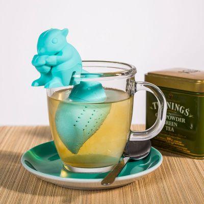 Cadeau 20 ans - Infuseur à thé - écureuil
