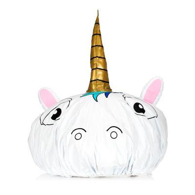 Idées cadeaux pour mettre dans le calendrier de l'avent - Bonnet de douche Licorne