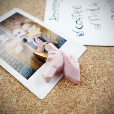 Idées cadeaux pour mettre dans le calendrier de l'avent - Punaises Licornes