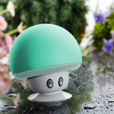 Gadgets & High-Tech - Enceinte Bluetooth Champignon