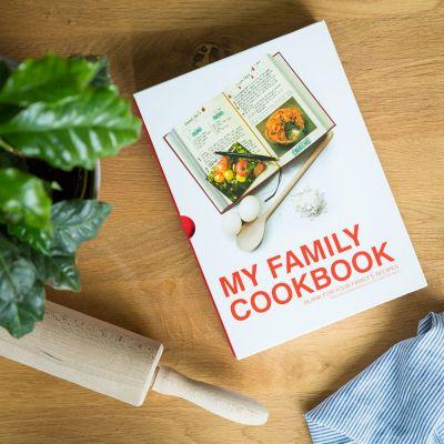 Cadeau fête des mères - Carnet de Recettes – My Family Cookbook