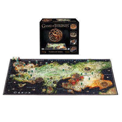 Jeux & Farces - Puzzle 3D Game of Thrones – Essos