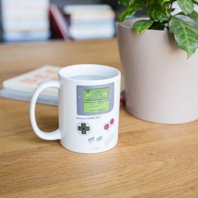 Cadeaux de Noël pour enfants - Tasse Game Boy thermosensible