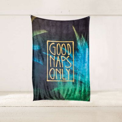 Cadeau maman - Plaid Good Naps Only