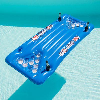 Gadgets d'été - Matelas gonflable Bière-Pong