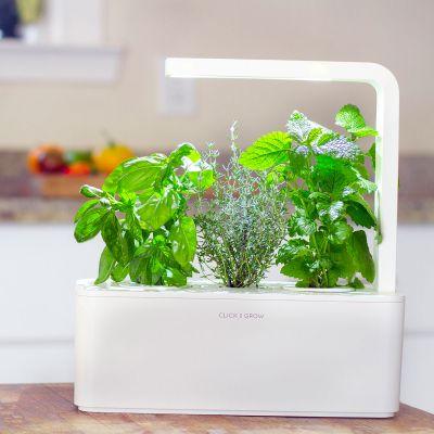 Cadeaux de Noël pour parents - Click & Grow Jardin d'intérieur intelligent