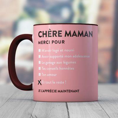 SOLDES - Tasse Chère Maman