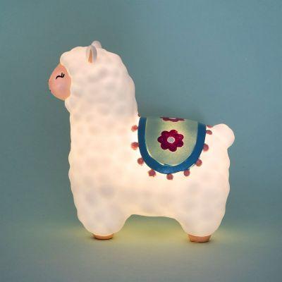 Idées cadeaux pour mettre dans le calendrier de l'avent - Veilleuse Lama