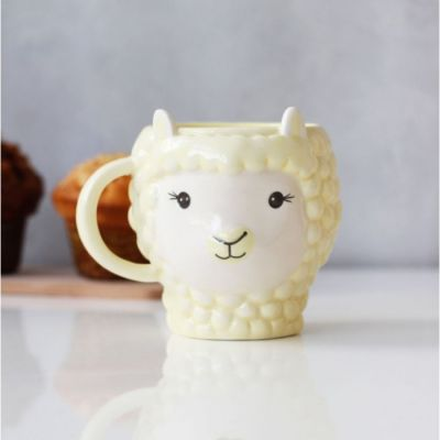 Cadeau soeur - Tasse Lama en Céramique