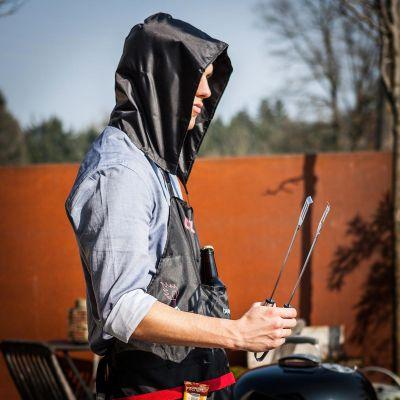 Gadgets d'été - Tablier BBQ pour homme