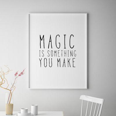 Produits exclusifs - Magic Poster par MottosPrint