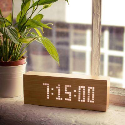 Cadeau anniversaire de mariage - Réveils à messages Click Message Clocks
