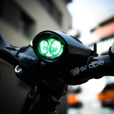 Outdoor & sport - Klaxon de Vélo avec Lumière Mini Hornit